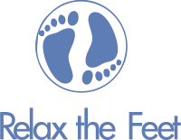 Relax The Feet - logo